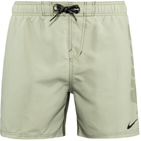 "Nike Swim Rift Vital 3"" Volley Shorts Heren, medium olive"